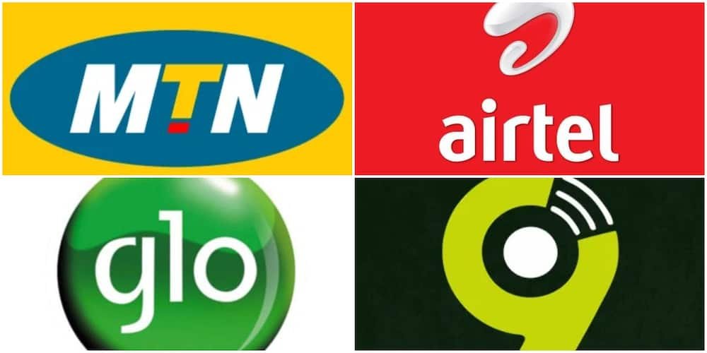 Data War: MTN, Airtel, Glo and 9mobile Loses Over 1.27million Data Subscribers