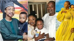 Father's Day 2021: Tonto Dikeh, Yvonne Jegede, other celeb single mums whose posts got Nigerians talking