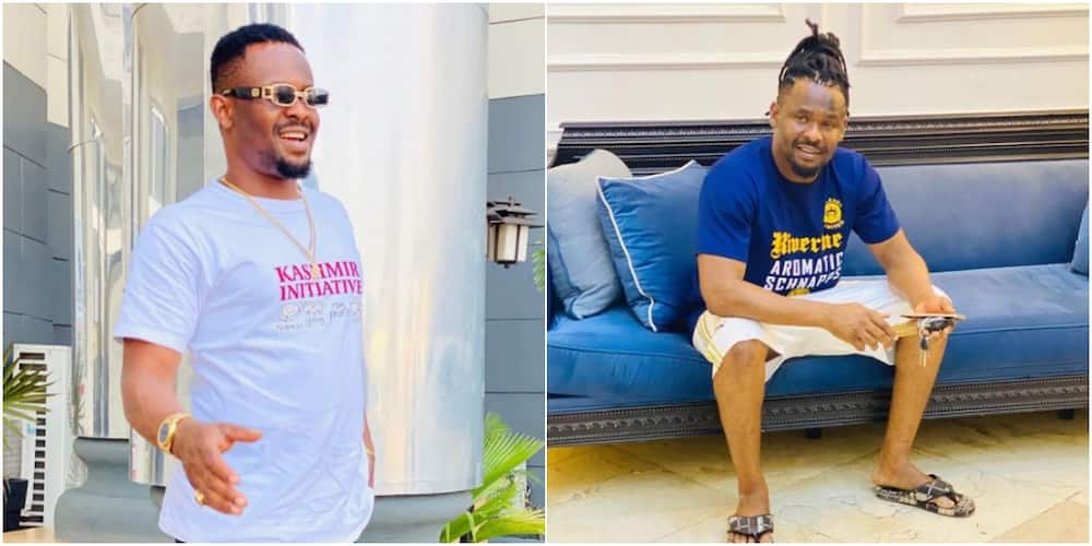 I hate falling in love, it comes with too much drama - Actor Zubby Michael