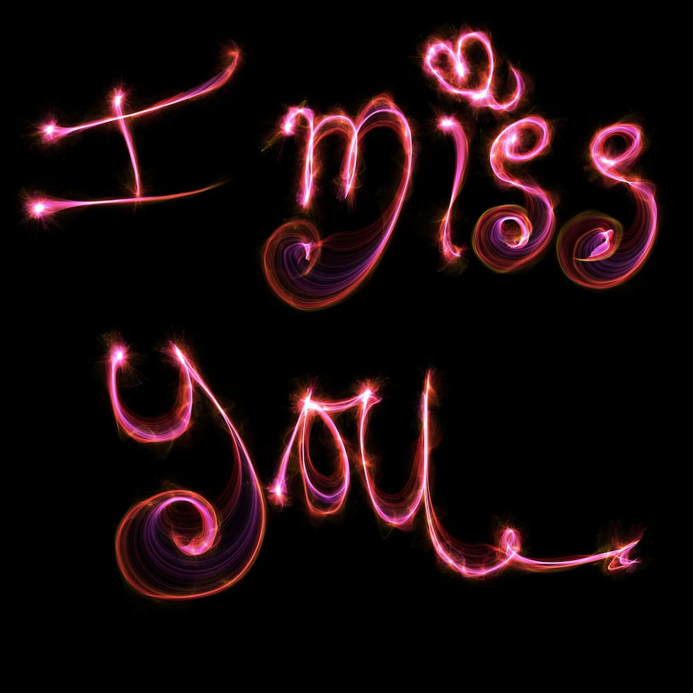 50 missing you quotes and pictures ▷ Legit.ng
