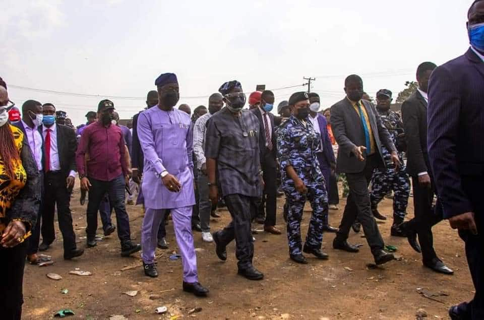 Our Security Architecture can't Save us, Prominent APC Governor Cries Out