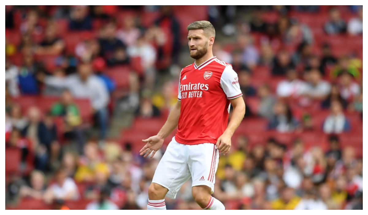 Juventus reportedly make surprise deadline day move for Arsenal flop Mustafi