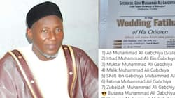 """Is the world ending tomorrow? Man set to """"marry out"""" 10 of his children on same day; IV causes stir"""
