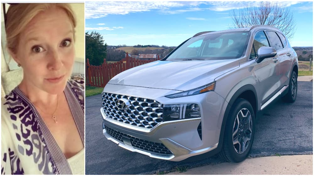 See how trading Bitcoin made this woman rich, check out her brand new car (photo)
