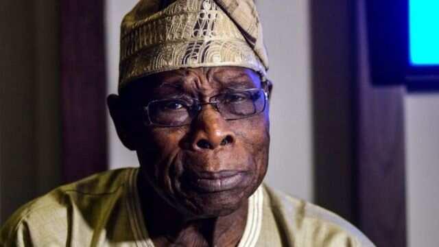 Obasanjo: Najeriya na iya tabarbarewa idan ba a kula ba