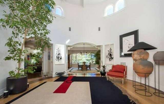 Bruno Mars's apartment