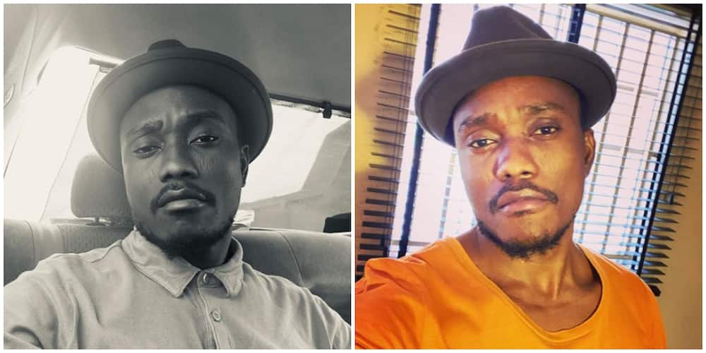 Singer Brymo says he stayed silent during protest because most people truly don't care