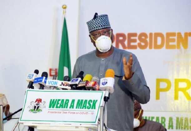 Coronavirus: Nigeria will return to lockdown if I have power - Boss Mustapha declares