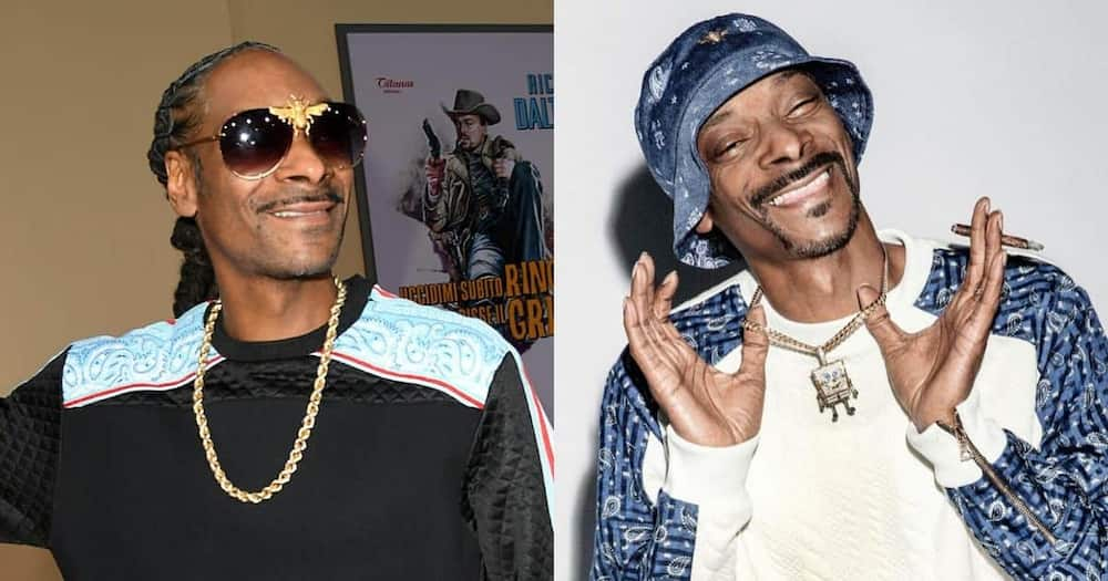 Snoop Dogg's joining the renowned hip hop label Def Jam Recordings