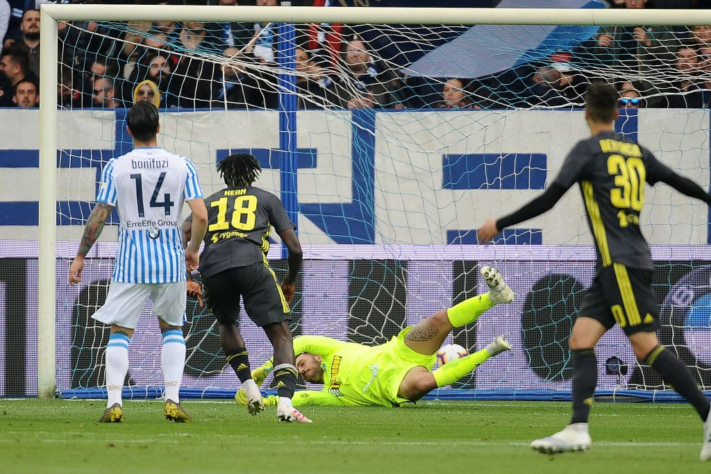 SPAL come from 1 goal down to beat Juventus 2-1 at the Stadio Paolo Mazza