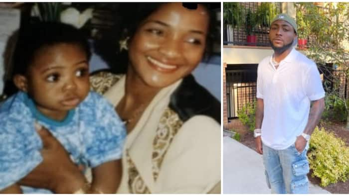 A good name: Nigerian journalist shares beautiful findings about Davido's late mum, singer reacts
