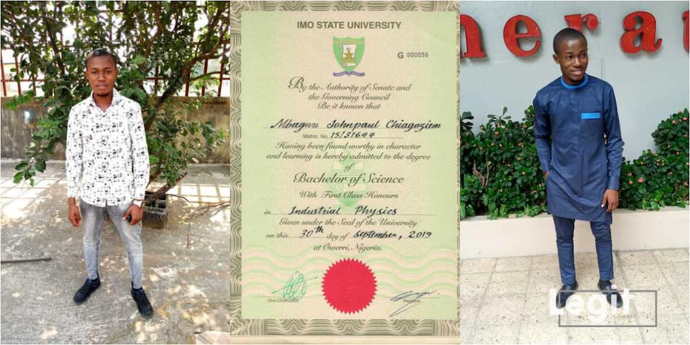 IMSU graduate who broke 39-year-old record says none of the persons who promised rewards kept to their words