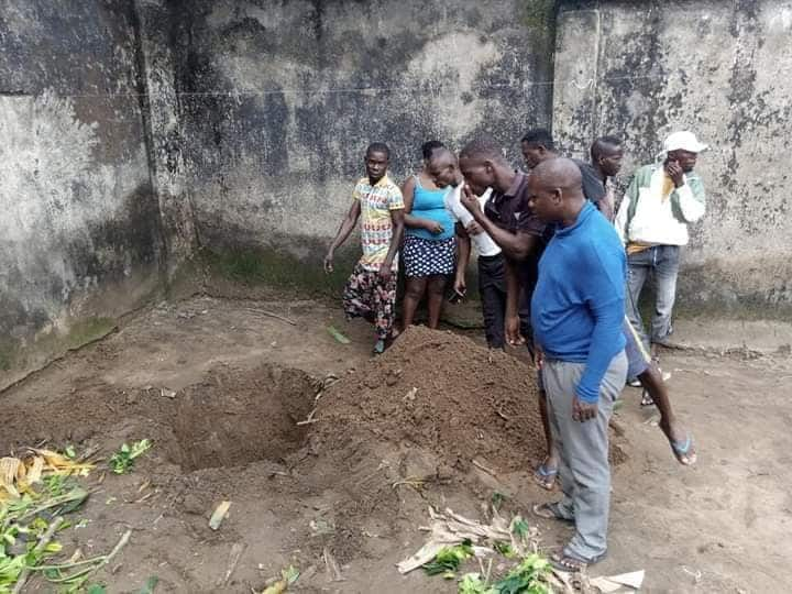 Chris Enoch: Nigerian Pastor Kills Wife, Buries Corpse in Shallow Grave in Akwa Ibom