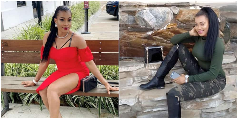 Actress, Treasure Daniels gets engaged to the love of her life