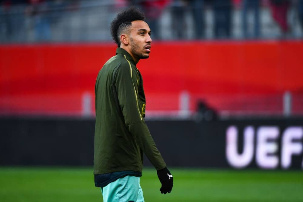Pierre Emerick-Aubameyang sends Arsenal fans wild with cryptic post on social media