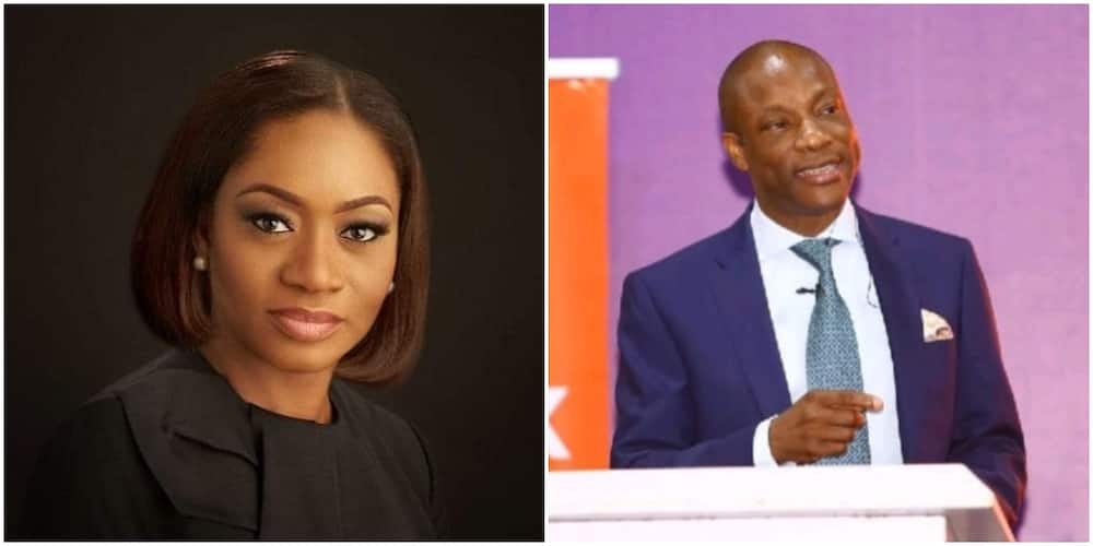 GTBank appoints new MD, Miriam Olusanya as Segun Agbaje becomes head of GTCO