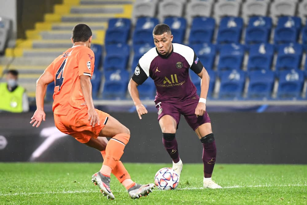 Kylian Mbappe doubtful for PSG's Champions League clash against RB Leipzig