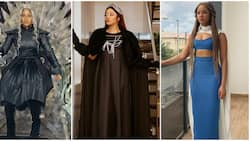 5 Nigerian female celebrities that look totally gorgeous dressed as Game of Thrones characters (photos)