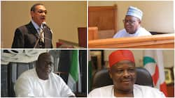 List of 41 senators who have lost return tickets to National Assembly