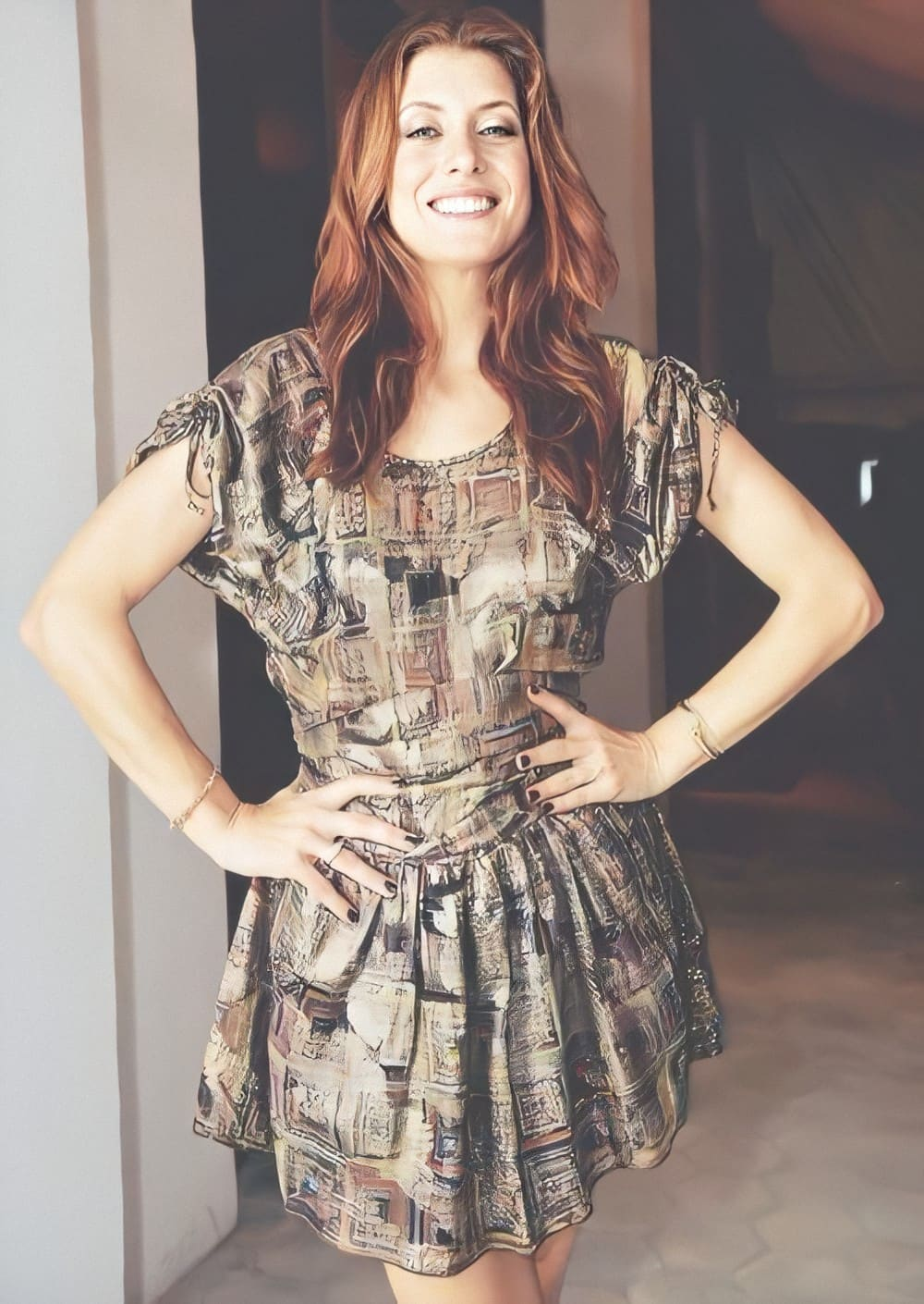 Kate Walsh height
