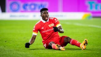 Jubilation as Super Eagles striker scores 7th league goal of the season for European giants