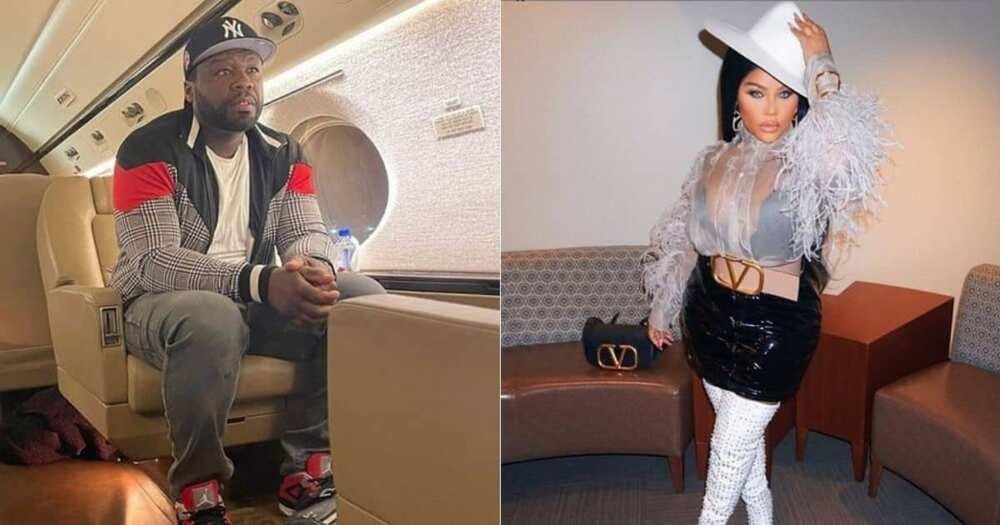 Lil Kim, 50 Cent, 'Lighters Up', responds, BET Awards look, roast