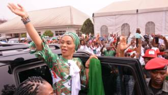 You're the bedrock of Nigeria - Atiku's wife advises Imo women to safe guard their votes