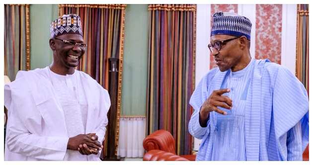 Buhari meets Nasarawa governor in Abuja on rising insecurity