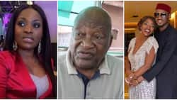 Idibia saga: Old interview resurfaces of Pero Adeniyi's father claiming 2baba is married to his daughter