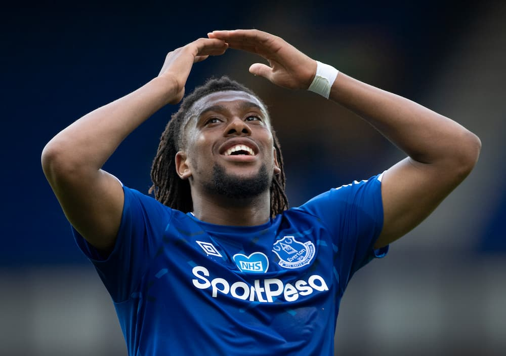Alex Iwobi: Ancelotti reportedly plans to offload the Nigerian and others this summer