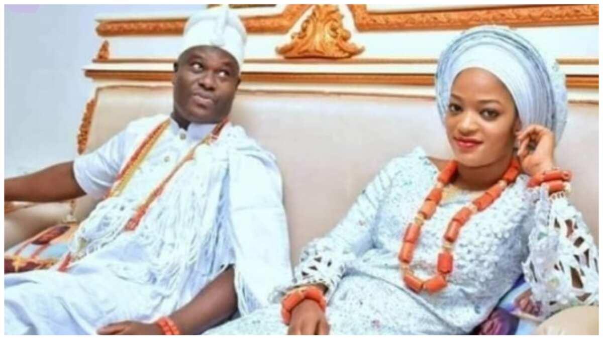 Ooni of Ife Celebrates wife, Queen Wuraola on her birthday