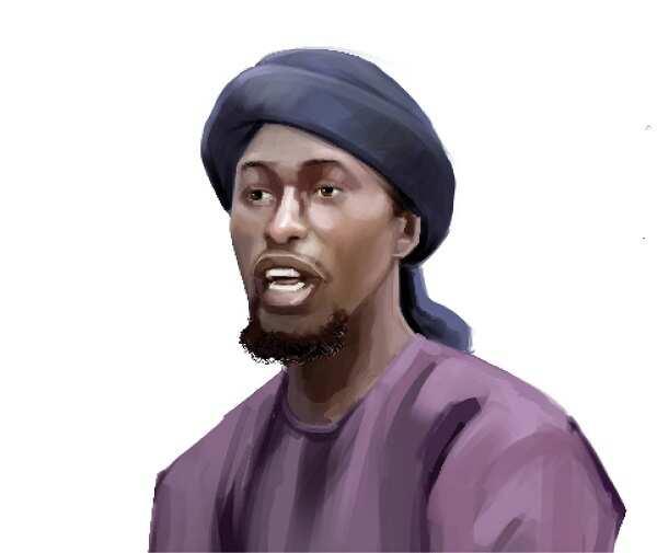 Da duminsa: An hallaka Shugaban yan ta'addan ISWAP, AlBarnawy