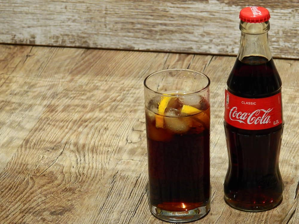 how to descale a kettle with Coke