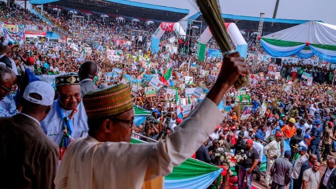 Election 2019: Mammoth crowd at APC rallies sign of good governance - Lawmaker