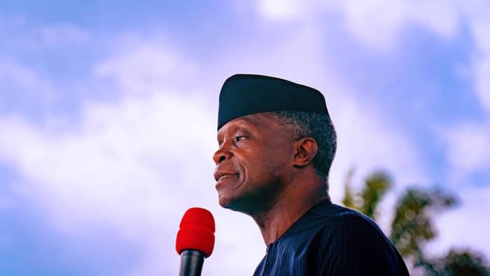 How FG will create 21 million jobs, lift 35 million Nigerians out of poverty By 2025, Osinbajo reveals