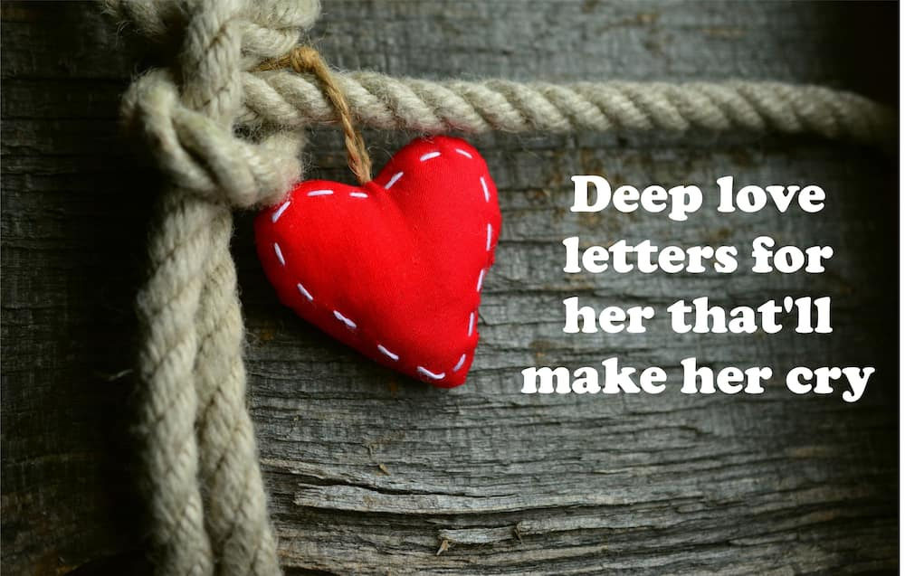 beautiful love letters for her