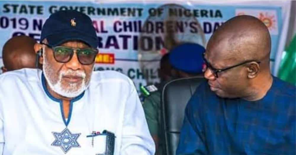 Confusion in Ondo as Ajayi reappoints aides sacked by Akeredolu