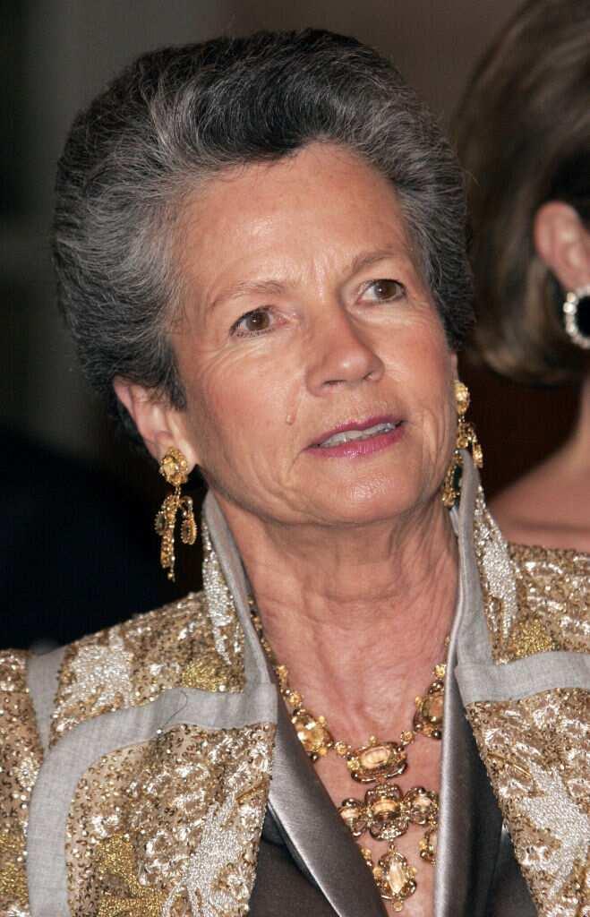 Anne Aymone Giscard d'Estaing