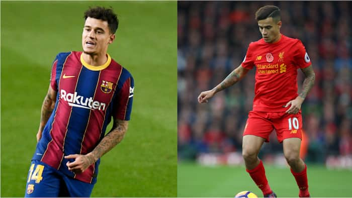 Barcelona offer striker Coutinho to Premier League club in exchange for forgiveness of remaining debt