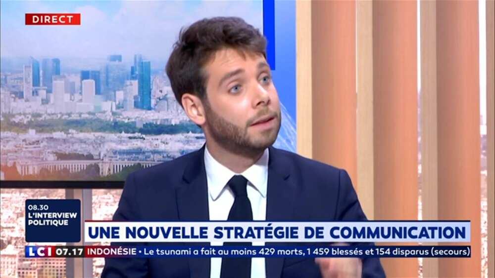 Benjamin Duhamel: La vie du journaliste, fils de Nathalie Saint-Cricq