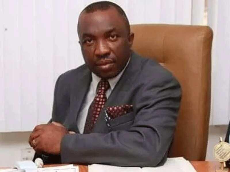 Shugaban ADC, Mr. Ralphs Okey Nwosu