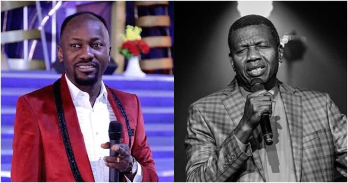 Apostle Suleman defends Adeboye after backlash over marrying women who can cook