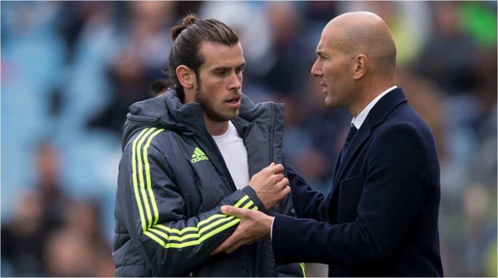 Gareth Bale's agent Barnett confirms the winger won't be leaving Real Madrid