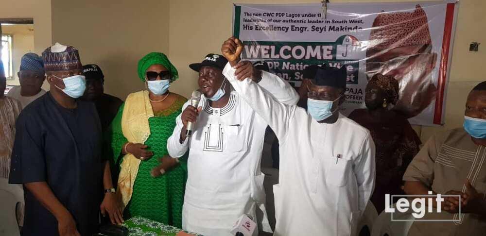 2023: PDP is ready to dislodge APC in Lagos, Former Oyo deputy gov Arapaja declares