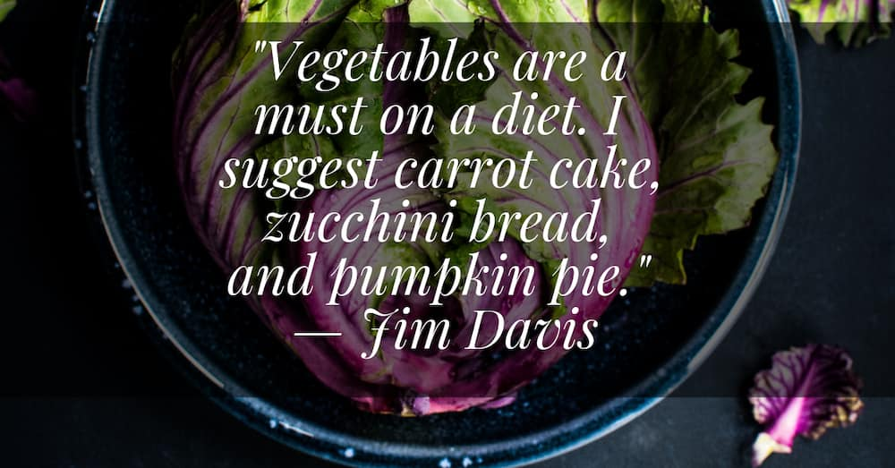 Statements about vegetables