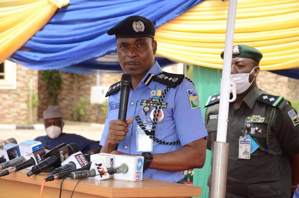IGP Adamu remains in office as Buhari delays appointment of new police chief