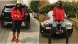 Nollywood actress Daniella Okeke's fleet of luxurious cars