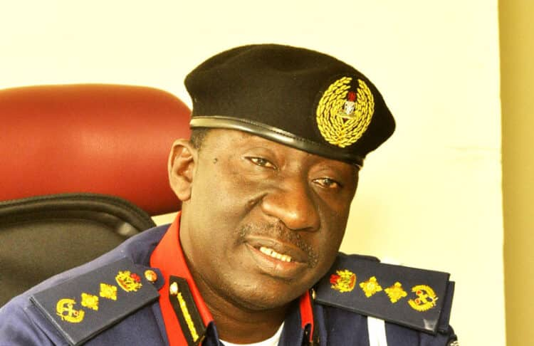 NSCDC gets new boss as Abdullahi Gana finally bows out