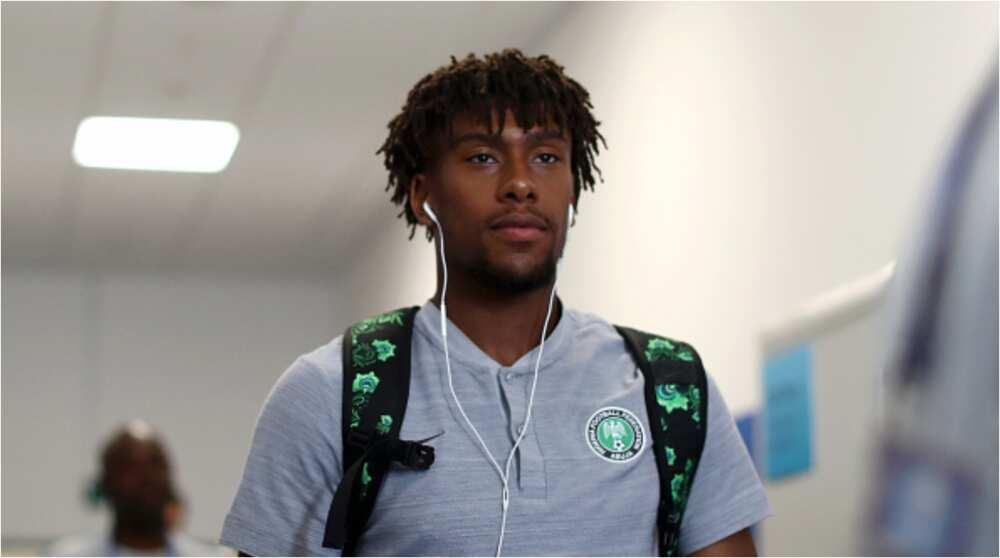 Nigeria vs Algeria: Super Eagles to start with Alex Iwobi, Agu and Onyeka in midfield
