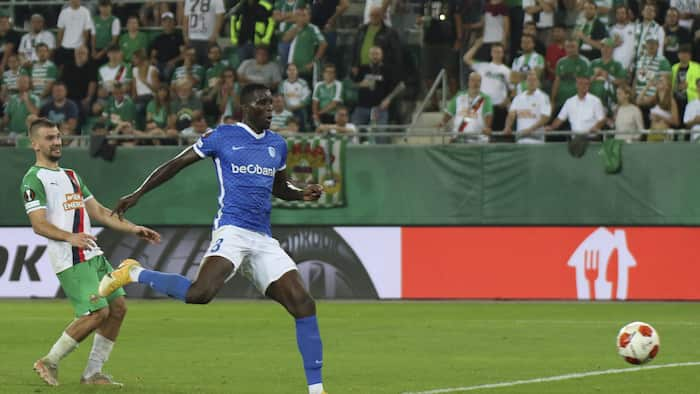 Super Eagles star shines, becomes hero for top European giants in their Europa League win over tough opponents